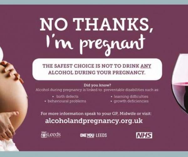No thanks, I'm pregnant annual report image