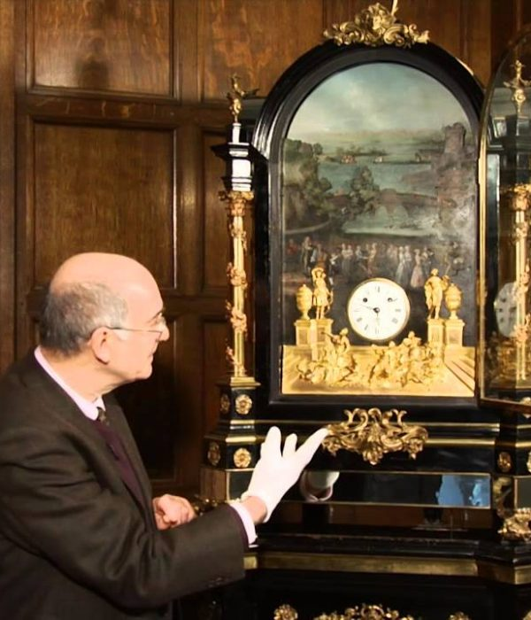 George Pyke's Musical Clock